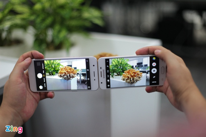 Galaxy J5 Prime voi Oppo A39 dai chien trong nhom 5 trieu hinh anh 3