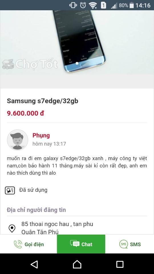 Cuoi nam, Galaxy S7 edge nhai xuat hien nhieu hinh anh 1