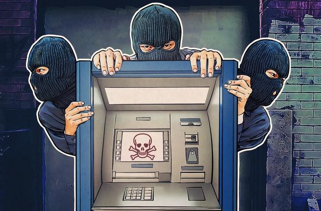 Phat hien malware moi nham vao cac may ATM hinh anh