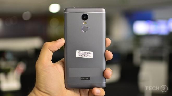 Smartphone Lenovo RAM 3 GB, pin 4.000 mAh gia 5 trieu dong hinh anh 1