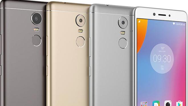 Smartphone Lenovo RAM 3 GB, pin 4.000 mAh gia 5 trieu dong hinh anh