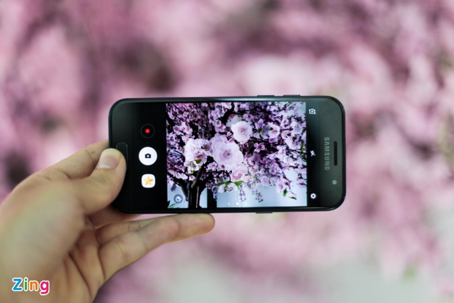 Danh gia Samsung Galaxy A3 2017 anh 7