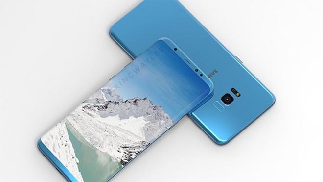 Cua hang cho dat truoc Galaxy S8 tai VN tu 18,9 trieu dong hinh anh 1
