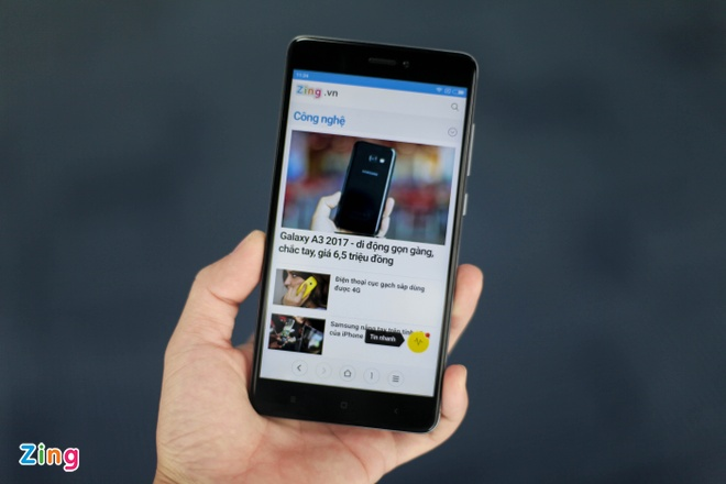 Smartphone Xiaomi pin 4.000 mAh gia 4,7 trieu dong tai VN hinh anh 12