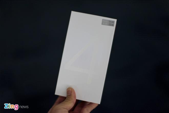 Smartphone Xiaomi pin 4.000 mAh gia 4,7 trieu dong tai VN hinh anh 1