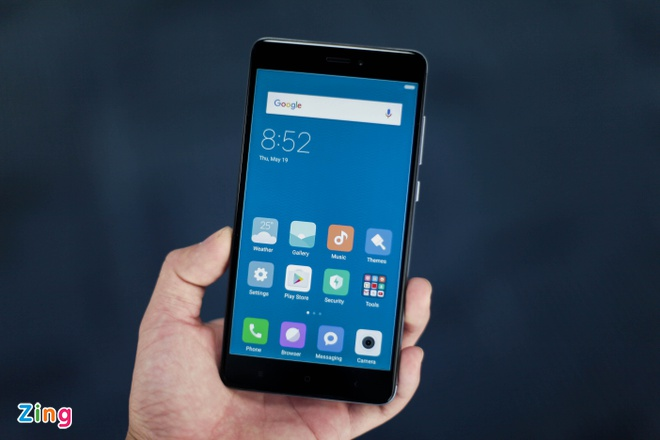 Smartphone Xiaomi pin 4.000 mAh gia 4,7 trieu dong tai VN hinh anh 8