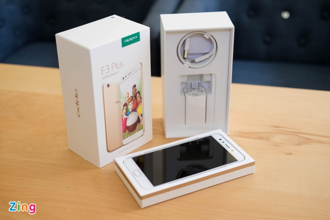 Anh thuc te Oppo F3 Plus: Camera selfie kep goc rong 120 do hinh anh 2