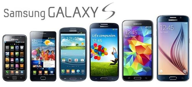 Lich su Samsung Galaxy S qua 7 nam thang tram hinh anh