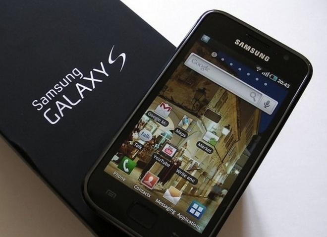 Lich su Samsung Galaxy S qua 7 nam thang tram hinh anh 1