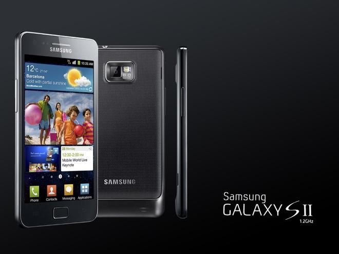 Lich su Samsung Galaxy S qua 7 nam thang tram hinh anh 2