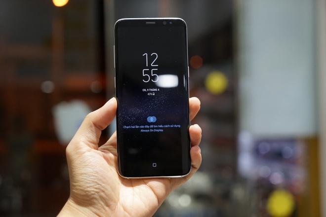 Samsung Galaxy S8 xach tay ve Viet Nam, gia tu 17 trieu dong hinh anh 4