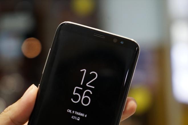 Samsung Galaxy S8 xach tay ve Viet Nam, gia tu 17 trieu dong hinh anh 9