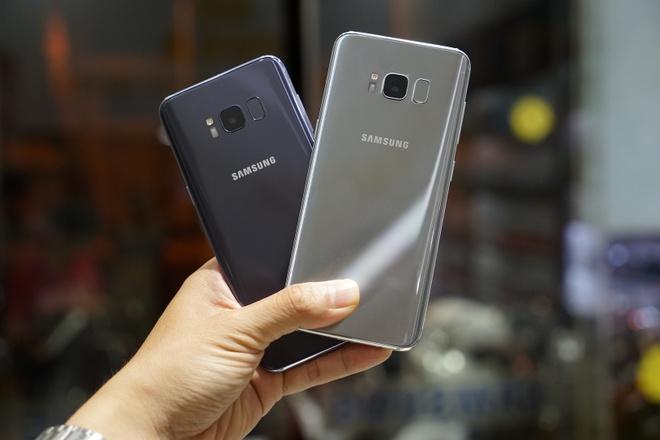 Samsung Galaxy S8 xach tay ve Viet Nam, gia tu 17 trieu dong hinh anh 5