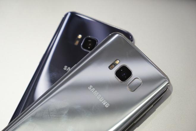 Samsung Galaxy S8 xach tay ve Viet Nam, gia tu 17 trieu dong hinh anh 7