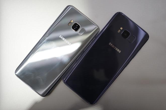 Samsung Galaxy S8 xach tay ve Viet Nam, gia tu 17 trieu dong hinh anh 6
