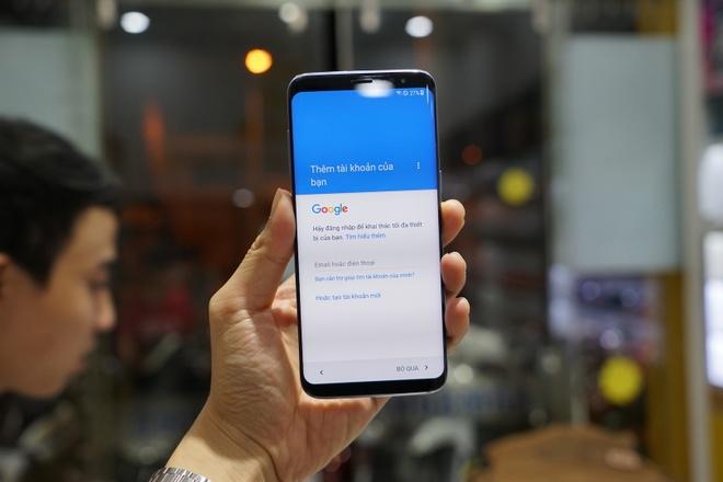 Samsung Galaxy S8 xach tay ve Viet Nam, gia tu 17 trieu dong hinh anh 3