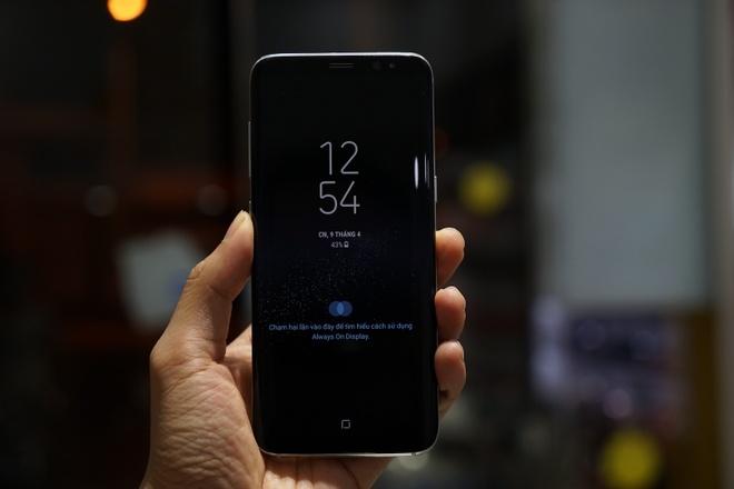 Samsung Galaxy S8 xach tay ve Viet Nam, gia tu 17 trieu dong hinh anh 10