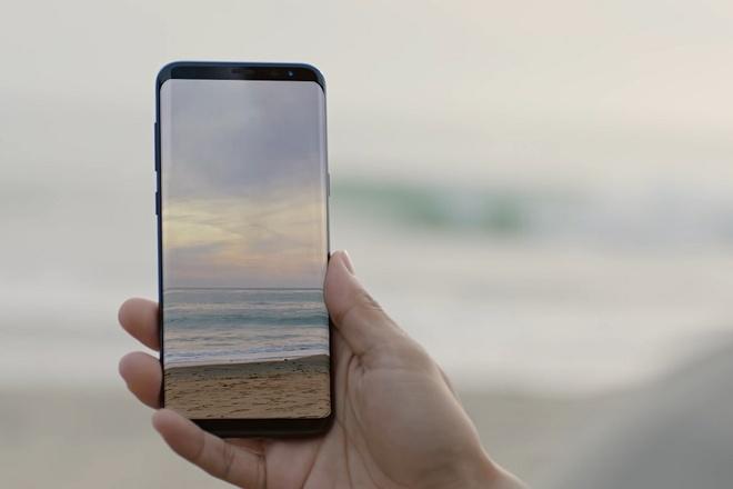 Vi sao Galaxy S8 dung man hinh vo cuc? hinh anh 3