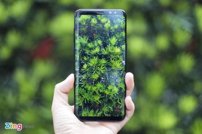 Nhung thay doi ve thiet ke tren Samsung Galaxy S8 hinh anh