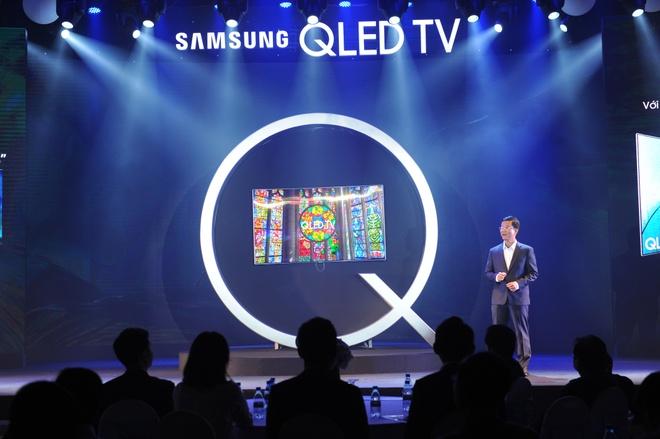 TV Samsung QLED ve Viet Nam, gia tu 64,9 trieu dong hinh anh 1