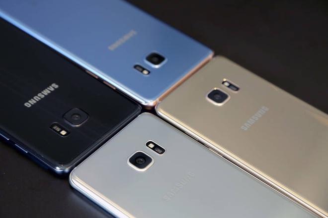 Samsung co mao hiem khi ban Galaxy Note 7 tan trang? hinh anh