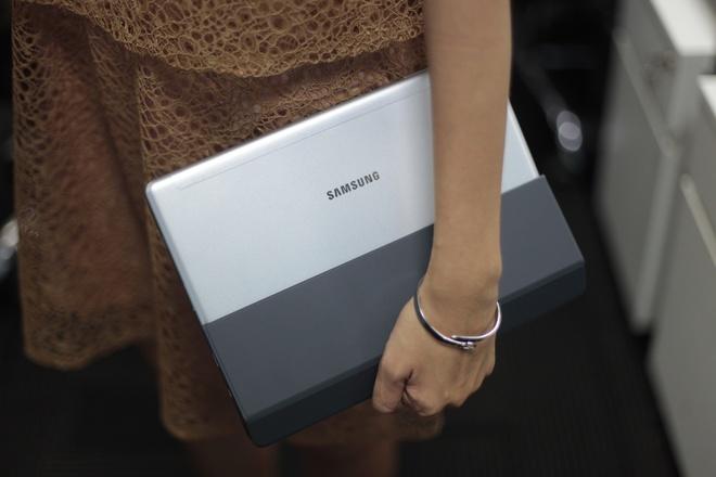 Danh gia Samsung Galaxy Book: Cau hinh manh me, S Pen thong minh hinh anh