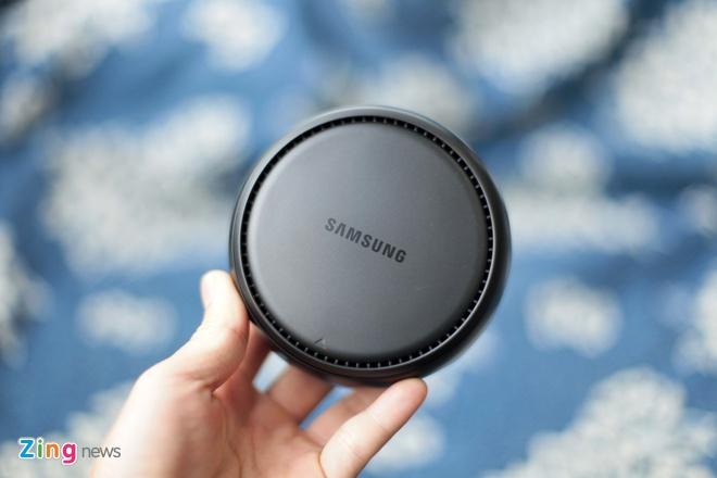 Trai nghiem Samsung DeX: Phu kien bien smartphone thanh may tinh hinh anh 3