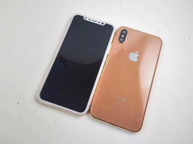Mo hinh iPhone 8 xuat hien tai Viet Nam hinh anh 1