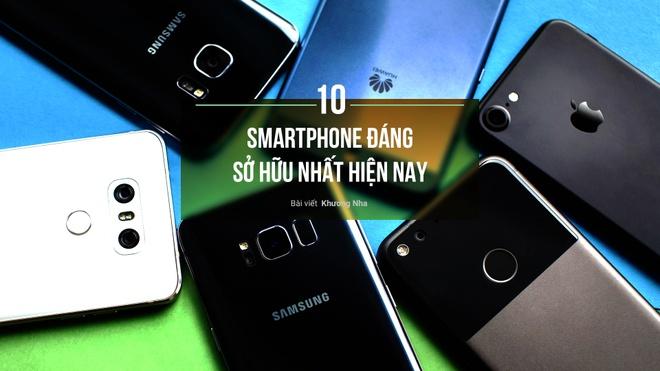 10 smartphone dang mua nhat hien nay hinh anh