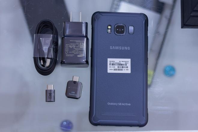 Samsung Galaxy S8 Active dau tien tai Viet Nam hinh anh 1
