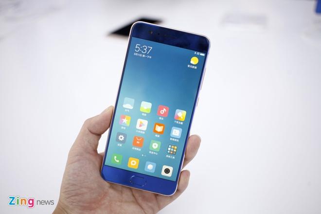 Anh Xiaomi Mi Note 3: RAM 6 GB, camera kep gia 380 USD hinh anh 8