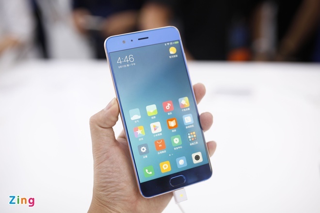 Anh Xiaomi Mi Note 3 anh 1