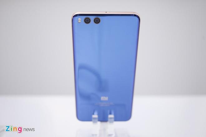 Anh Xiaomi Mi Note 3: RAM 6 GB, camera kep gia 380 USD hinh anh 2