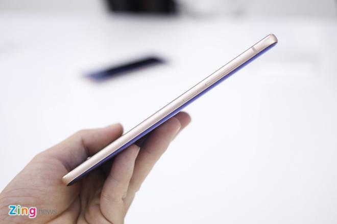 Anh Xiaomi Mi Note 3: RAM 6 GB, camera kep gia 380 USD hinh anh 5