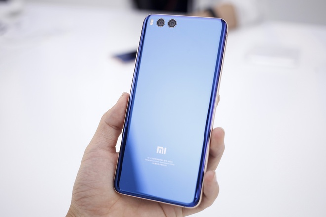 Anh Xiaomi Mi Note 3: RAM 6 GB, camera kep gia 380 USD hinh anh