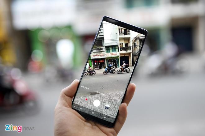 'Samsung Galaxy Note 8 la smartphone tot nhat lang Android' hinh anh