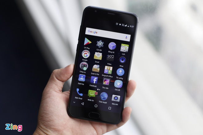 Asanzo: Sau TV, smartphone se la gi? hinh anh 1