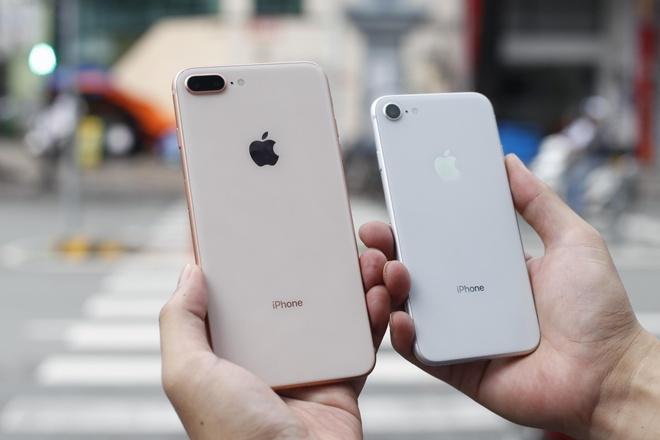 iPhone 8 dau tien ve Viet Nam gia tu 19,9 trieu dong hinh anh