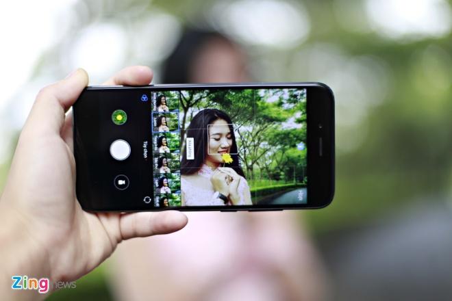 Anh smartphone gia 6 trieu chup xoa phong nhu iPhone 7 Plus hinh anh 9