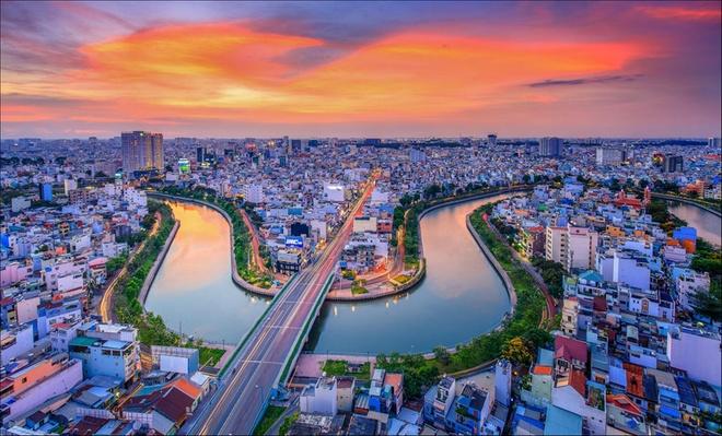 Du lich thanh pho Ho Chi Minh 2017 anh 2