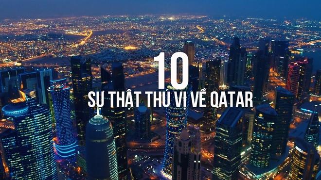 10 su that bat ngo ve dat nuoc Qatar hinh anh