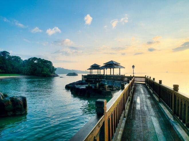Pulau Ubin - lang chai cuoi cung cua Singapore hinh anh