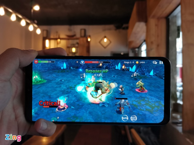 Samsung galaxy M30s gia re chien game khoe anh 3