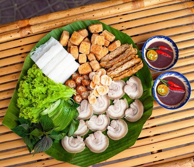 Bun ram va 6 mon bun don tim du khach tai Viet Nam hinh anh 6  - Bun_dau_mam_tom - Bún rạm và 6 món bún đốn tim du khách tại Việt Nam