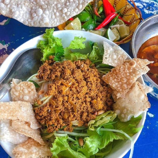 Bun ram va 6 mon bun don tim du khach tai Viet Nam hinh anh 4  - trangpinkyy_bun_ram_1 - Bún rạm và 6 món bún đốn tim du khách tại Việt Nam