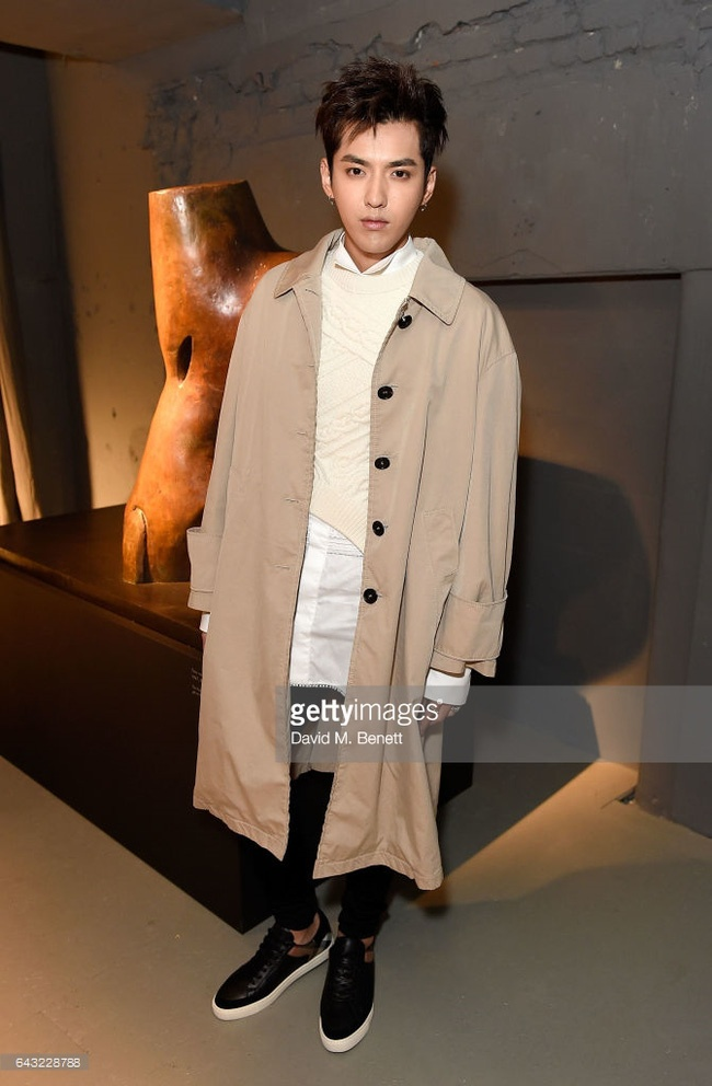 Song Hye Kyo du show dien Burberry anh 5