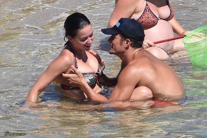 Katy Perry chia tay Orlando Bloom anh 2