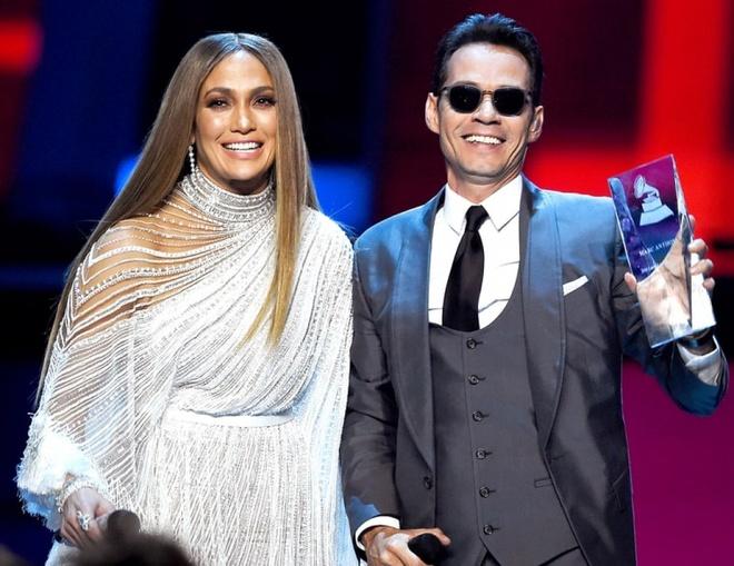 Jennifer Lopez va chong cu anh 1
