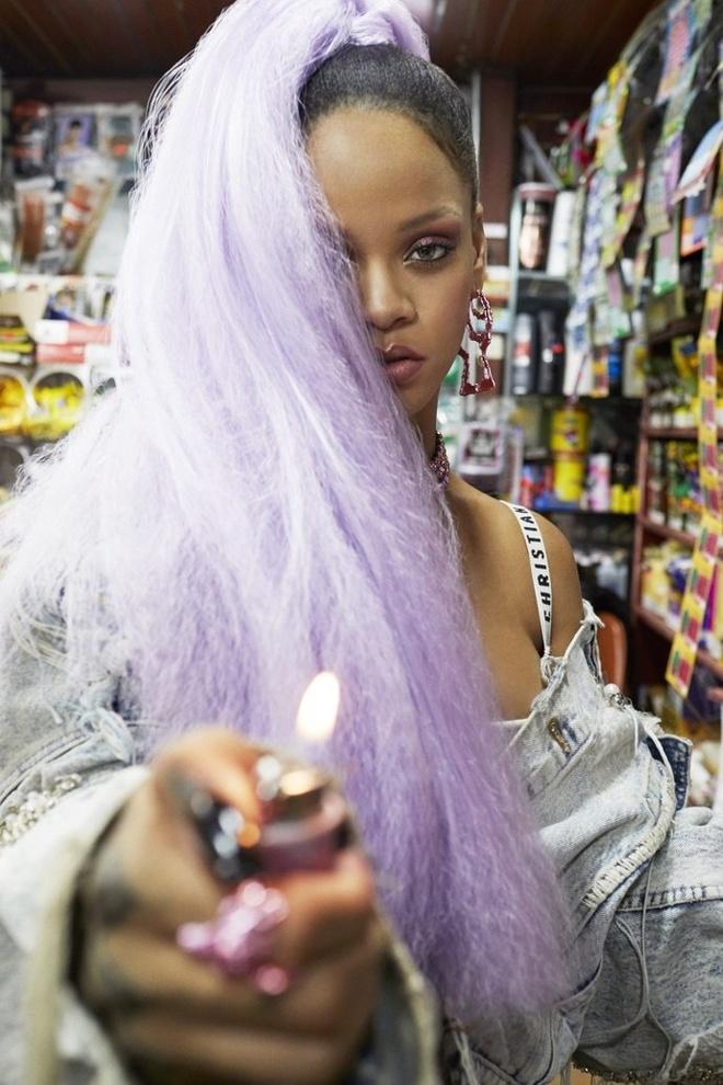 Rihanna hoa di nhan tren tap chi thang 3 hinh anh 7