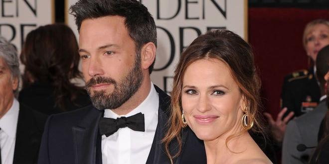 Ben Affleck va Jennifer Garner huy don ly hon hinh anh